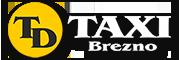 TD Taxi – Brezno Logo